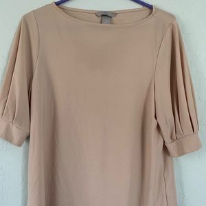H&M Blush Blouse!